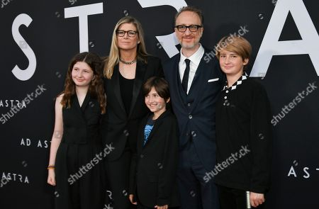Alexandra Dixon Gray, James Gray and family