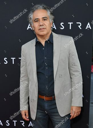 Stock Picture of John Ortiz