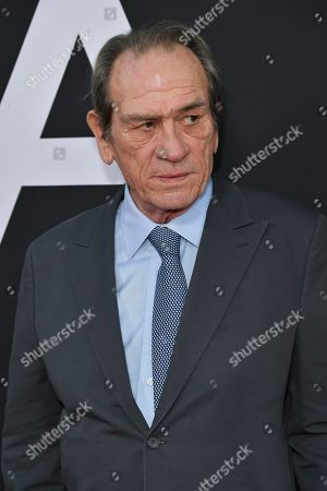 Stock Picture of Tommy Lee Jones