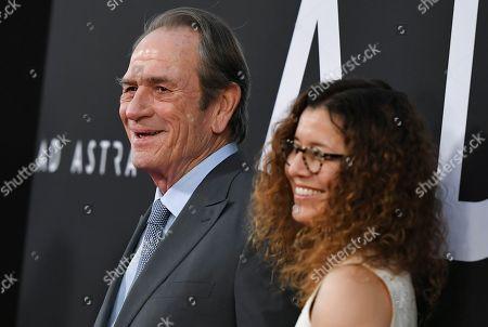 Editorial photo of 'Ad Astra' film premiere, Arrivals, Cinerama Dome, Los Angeles, USA - 18 Sept 2019