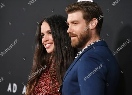 Editorial picture of 'Ad Astra' film premiere, Arrivals, Cinerama Dome, Los Angeles, USA - 18 Sept 2019