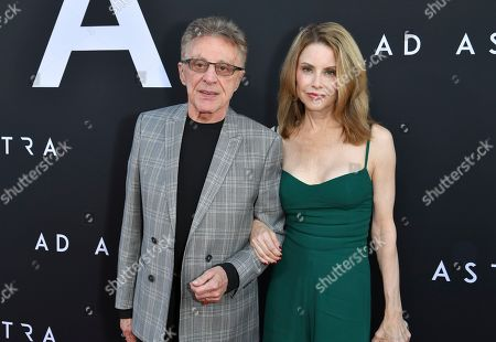 Frankie Valli and Jacqueline Jacobs