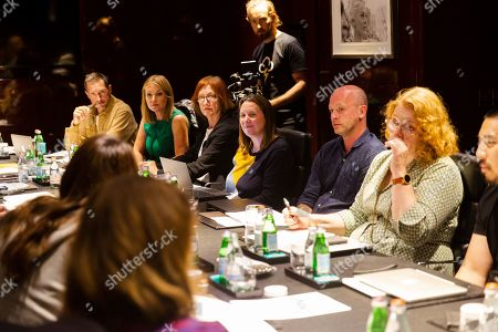 Editorial image of BAFTA Breakthrough Brits Jury Day at the Bulgari London Hotel, UK - 18 Sep 2019