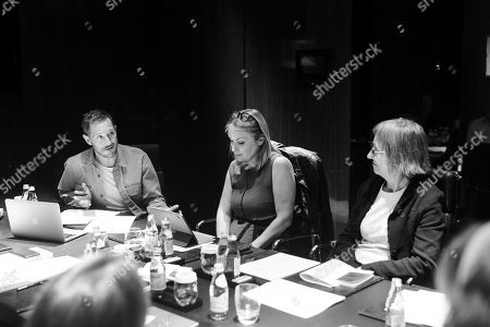 Editorial picture of BAFTA Breakthrough Brits Jury Day at the Bulgari London Hotel, UK - 18 Sep 2019