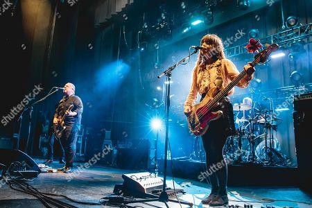 Pixies - Black Francis and Paz Lenchantin