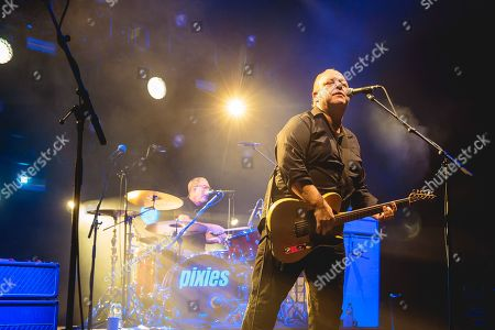 Pixies - Dave Lovering and Black Francis