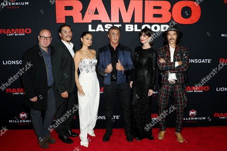 "Editorial photo of New York City Fan Screening for Lionsgate's ""RAMBO: Last Blood"", Mew York, USA - 18 Sep 2019"