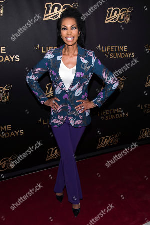 "Harris Faulkner attends a screening of ""A Lifetime of Sundays"" at The Paley Center for Media, in New York"