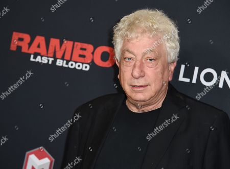 Editorial picture of 'Rambo: Last Blood' film special screening and fan event, Arrivals, New York - 18 Sep 2019