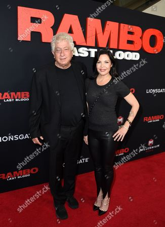 Editorial photo of 'Rambo: Last Blood' film special screening and fan event, Arrivals, New York - 18 Sep 2019