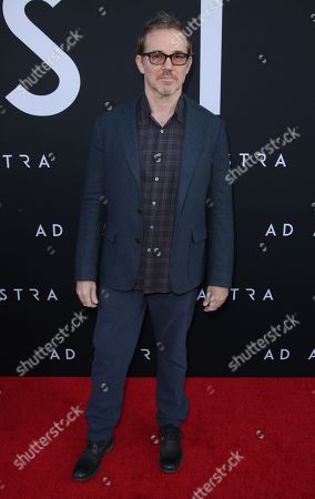 Editorial photo of 'Ad Astra' film premiere, arrivals, Los Angeles, USA - 18 Sep 2019