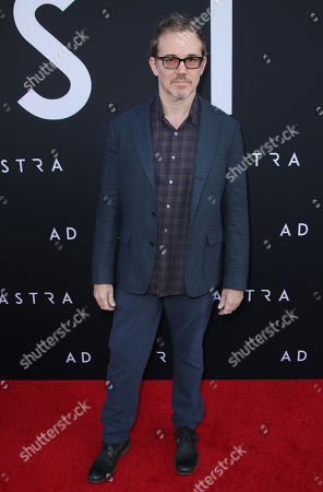 Editorial image of 'Ad Astra' film premiere, arrivals, Los Angeles, USA - 18 Sep 2019