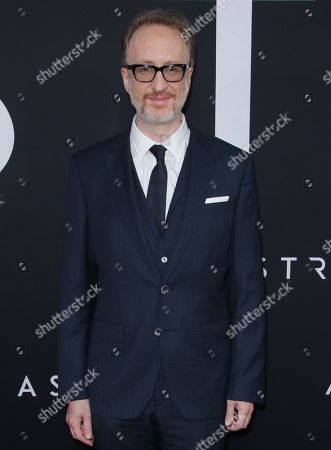 Stock Picture of James Gray