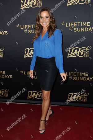 Editorial image of Special screening of A Lifetime of Sundays, New York, USA - 18 Sep 2019