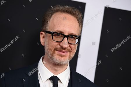 "James Gray arrives at the special screening of ""Ad Astra"" at ArcLight Cinemas, in Los Angeles"