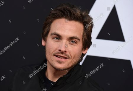 """Kevin Zegers arrives at the special screening of """"Ad Astra"""" at ArcLight Cinemas, in Los Angeles"""