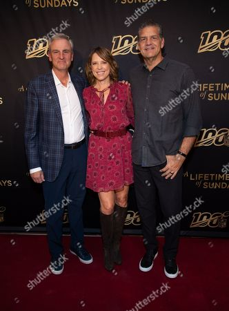 Editorial picture of 'A Lifetime of Sundays' TV show special screening, New York, USA - 18 Sep 2019