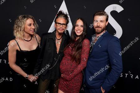 Aimee Preston, Steven Tyler, Chelsea Tyler, Jon Foster