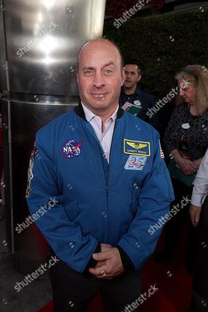 Garrett Reisman, Former NASA Astronaut,