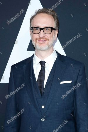 James Gray arrives for the premiere of the film 'Ad Astra' at the Cinema Dome in Hollywood, Los Angeles, California, USA, 18 September 2019. The movie opens in the US on 20 September 2019.