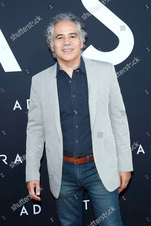 John Ortiz arrives for the premiere of the film 'Ad Astra' at the Cinema Dome in Hollywood, Los Angeles, California, USA, 18 September 2019. The movie opens in the US on 20 September 2019.