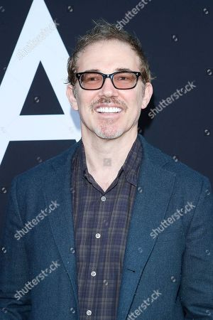Loren Dean arrives for the premiere of the film 'Ad Astra' at the Cinema Dome in Hollywood, Los Angeles, California, USA, 18 September 2019. The movie opens in the US on 20 September 2019.