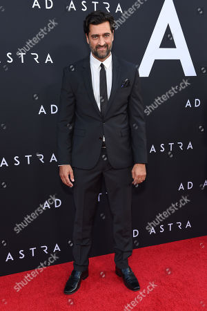 Editorial picture of 'Ad Astra' film premiere, Arrivals, Cinerama Dome, Los Angeles, USA - 18 Sep 2019
