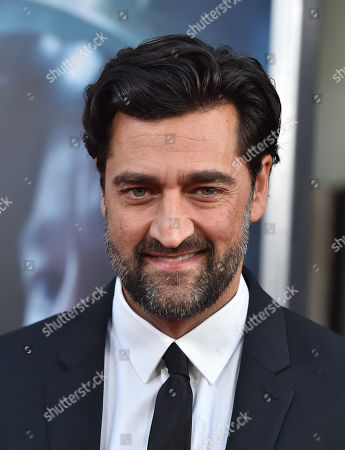 Editorial image of 'Ad Astra' film premiere, Arrivals, Cinerama Dome, Los Angeles, USA - 18 Sep 2019