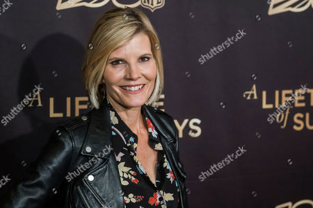 "Kate Snow attends a screening of ""A Lifetime of Sundays"" at The Paley Center for Media, in New York"