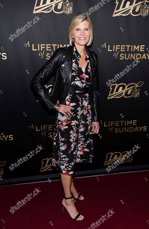 """Kate Snow attends a screening of """"A Lifetime of Sundays"""" at The Paley Center for Media, in New York"""