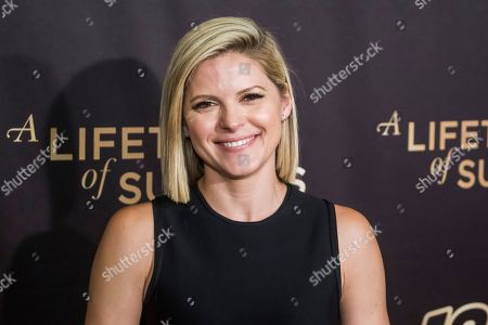 "Katherine Jean Bolduan attends a screening of ""A Lifetime of Sundays"" at The Paley Center for Media, in New York"