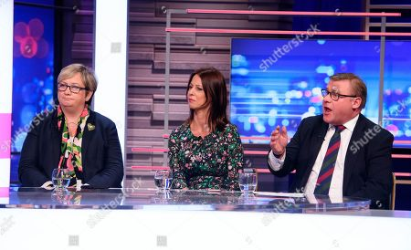Editorial image of 'Peston' TV Show, Series 3, Episode 3, London, UK - 18 Sep 2019