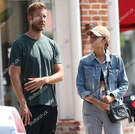 Editorial image of Calvin Harris out and about, Los Angeles, USA - 18 Sep 2019