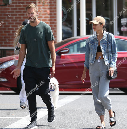 Editorial photo of Calvin Harris out and about, Los Angeles, USA - 18 Sep 2019