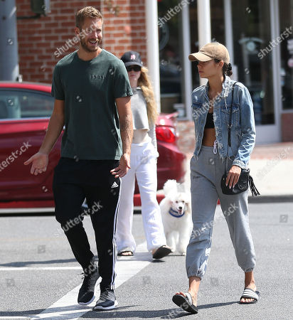Editorial picture of Calvin Harris out and about, Los Angeles, USA - 18 Sep 2019