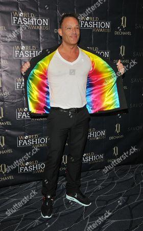 Editorial photo of World Fashion Awards, London, UK - 18 Sep 2019