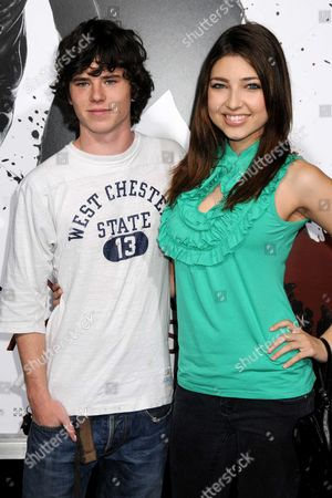 Charlie McDermott and Shelby Young
