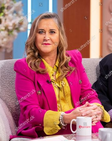 Editorial photo of 'Lorraine' TV show, London, UK - 19 Sep 2019