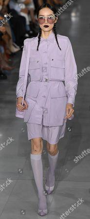 Editorial photo of Max Mara - Runway - Milan Fashion Week S/S 2020, Italy - 19 Sep 2019