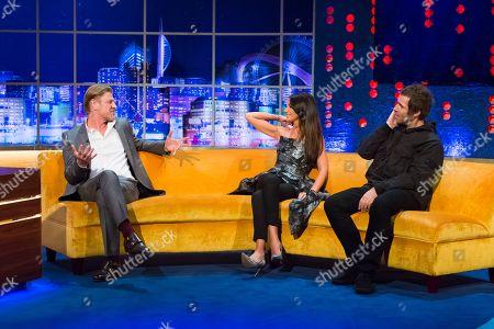 Stock Photo of Sean Bean, Michelle Keegan, Liam Gallagher