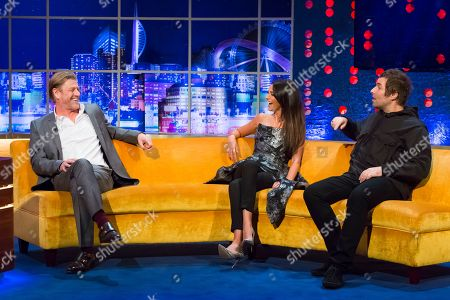 Editorial image of 'The Jonathan Ross Show' TV show, Series 15, Episode 2, London, UK - 21 Sep 2019