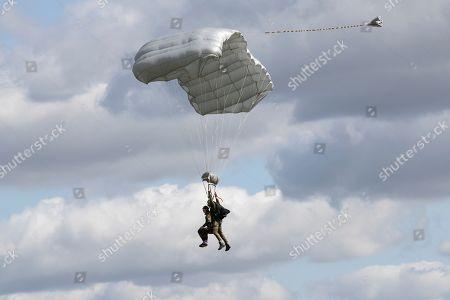 Editorial picture of Operation Market Garden, Groesbeek, Netherlands - 19 Sep 2019
