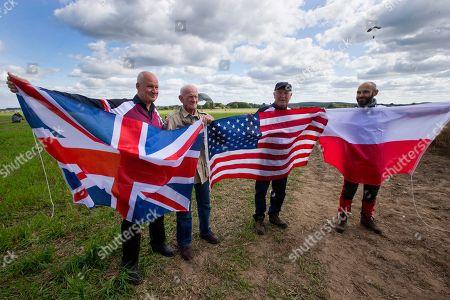 Editorial image of Operation Market Garden, Groesbeek, Netherlands - 19 Sep 2019