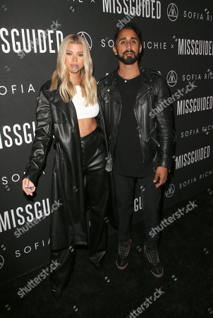 Editorial picture of Sofia Richie x Missguided Launch Party, Arrivals, Los Angeles, USA - 18 Sep 2019