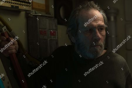 Stock Image of Tommy Lee Jones as Clifford McBride