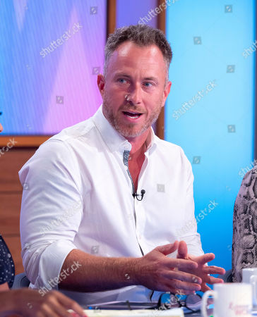 Editorial picture of 'Loose Women' TV show, London, UK - 19 Sep 2019