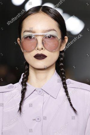 Editorial image of Max Mara show, Runway, Spring Summer 2020, Milan Fashion Week, Italy - 19 Sep 2019
