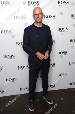 Stock Picture of Mark Langer - CEO Hugo Boss