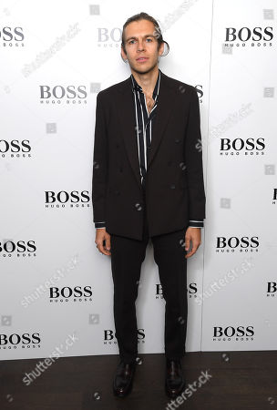 Stock Picture of James Righton