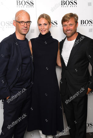 Editorial photo of Hugo Boss Boat Christening Ceremony and Cocktail Party, London, UK - 19 Sep 2019